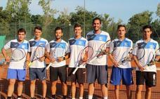 El Club Deportivo Tenis Alba de Tormes se queda sin opciones de ascenso en Gerona