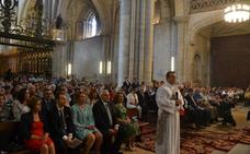 La diócesis de Ciudad Rodrigo ordena un sacerdote más de tres años después