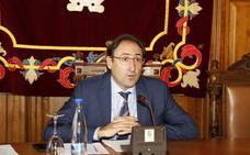 El alcalde de Palencia anuncia mínimos cambios en la organización tras la muerte de David Vázquez