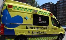 Fallece un hombre tras colisionar con un camión en Sasamón