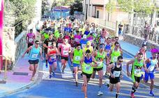 Palazuelos recupera el pulso del atletismo