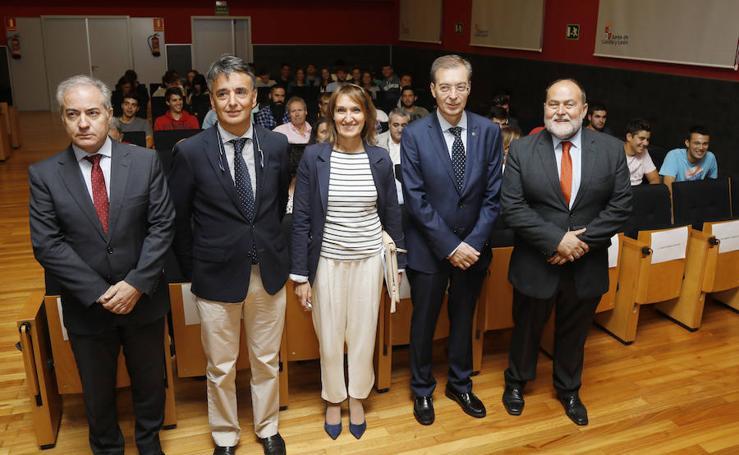 Jornada en Palencia sobre la Formación Profesional Agraria
