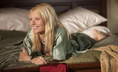 Primera foto de casada de Gwyneth Paltrow