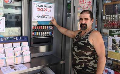 La quiniela revoluciona el barrio de San José