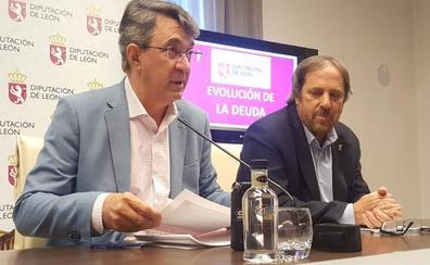 La Diputación de León gana 11 millones para inversiones en el medio rural tras alcanzar la deuda cero