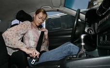 El 1,68% de los conductores controlados ayer en Palencia no llevaba puesto el cinturón