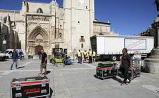 La catedral de Palencia espera al jurado de MasterChef