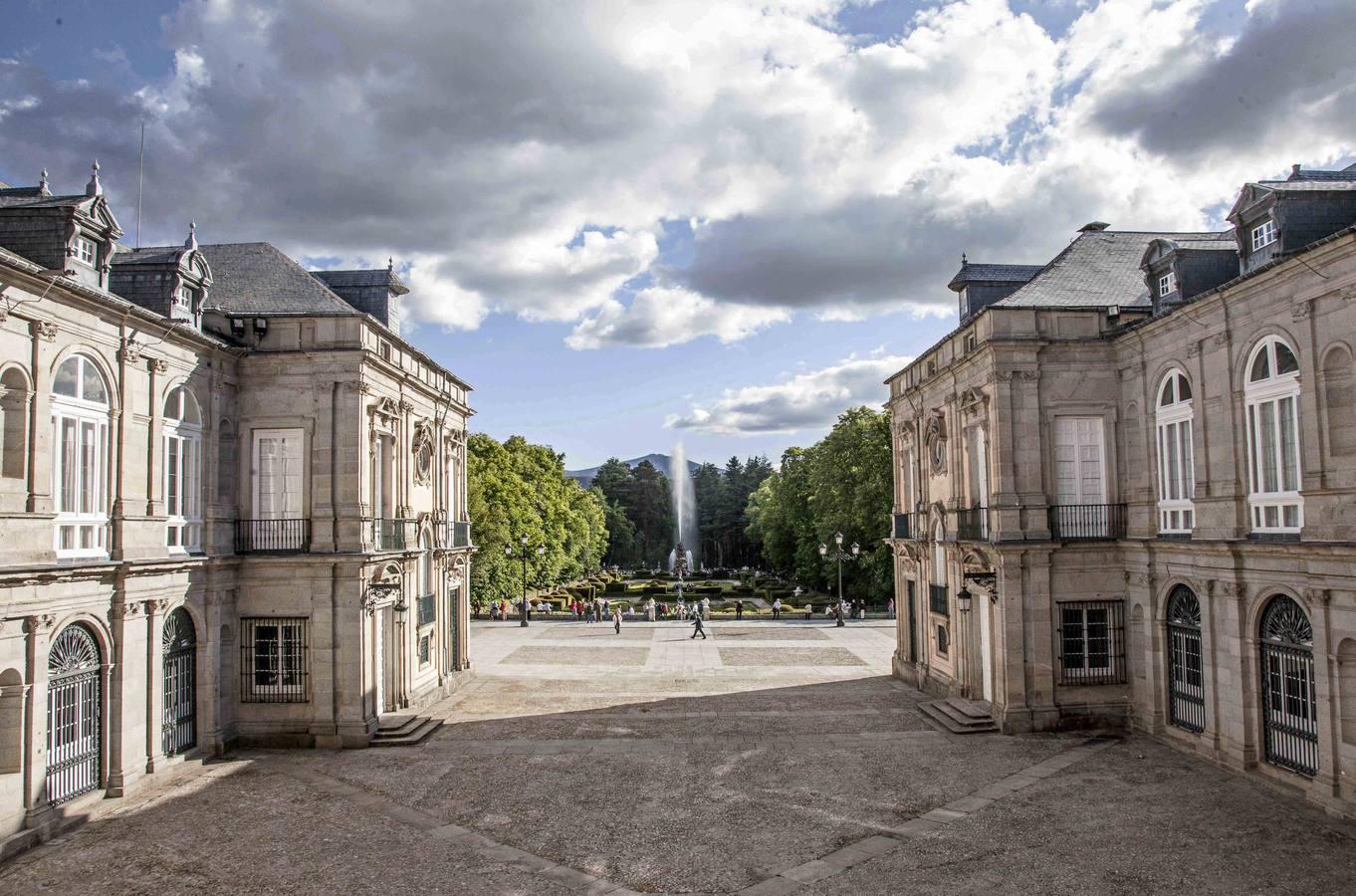 Escapada a los palacios segovianos de La Granja y Riofrío