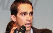 Alberto Contador impartirá el viernes una charla en Valladolid