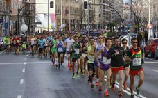 La VIII Media Maratón de Salamanca mantendrá los 2.600 dorsales, cuota y el recorrido de la última edición