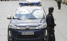 Detenido en Palencia un conductor que persiguió la Policía tras darse a la fuga