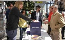 Los nombres serán «el último paso» en la confluencia de Podemos e IU