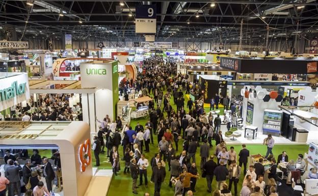 Convocatoria Para Participacion De Restaurantes >> Fruit Attraction 2018 tiene confirmada la participación de 20 empresas castellano y leonesas ...