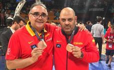 Hernández: «El bronce mundial de la absoluta ha sido la guinda del pastel de un gran verano»