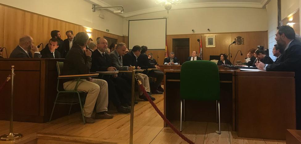 La Audiencia dicta la prescripción de los delitos de tráfico de influencias para 10 de los 14 acusados del caso PGOU de Valladolid
