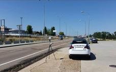 Detenido en Salamanca por circular a 190 kilómetros por hora en una zona limitada a 90