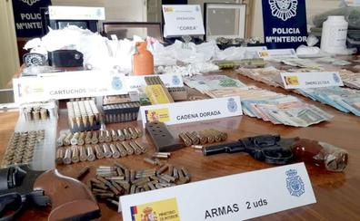 20 detenidos en un importante golpe al tráfico de droga en León y Ponferrada