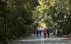 Las temperaturas máximas se desplomarán más de diez grados este domingo en Valladolid