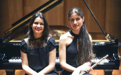 De Bach a Dutilleux, con elDúo Opalus en el Calderón