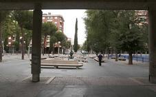 Ganemos propondrá en el pleno la reforma de la plaza de Barcelona