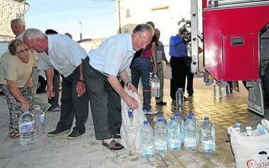 La detección de plaguicidas deja otra vez sin agua potable a Quintanilla de Arriba