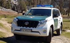 La Guardia Civil localiza siete piezas de sillería abandonadas en un descampado en Berlanga
