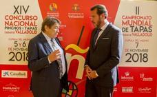64 cocineros competirán en Valladolid por los títulos de campeón de tapas de España y del Mundo
