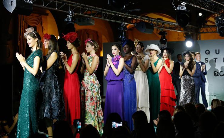 Desfile de moda otoño-invierno de El Corte Inglés de Salamanca (2/2)