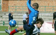 Doce niños se quedan sin ficha para jugar en un equipo infantil de la Segoviana