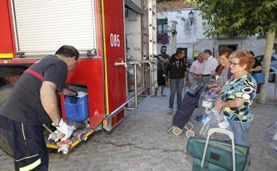 Los vecinos de Quintanilla de Arriba ya pueden beber agua del grifo
