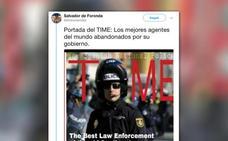 Twitter juega una mala pasada al concejal De Foronda, que se convierte en el blanco de las bromas de la red social