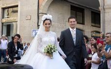 Familiares del opositor venezolano Henrique Capriles se citan en una fastuosa boda en Segovia