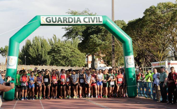 II Carrera Solidaria 'Virgen del Pilar' de la Guardia Civil de Salamanca
