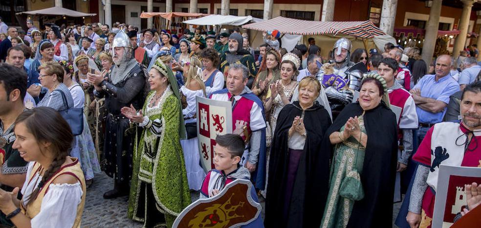 Tordesillas regresa este fin de semana al medievo