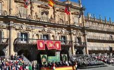 Grande-Marlaska elogia en Salamanca la labor de la Guardia Civil en el 30 aniversario de la incorporación de la mujer al cuerpo