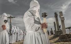 Una serie de fotografías de Bercianos de Aliste, Premio Semana Santa de Castilla y León
