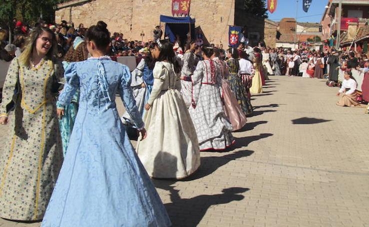 Aldeatejada regresa al Renacimiento con las vísperas nupciales