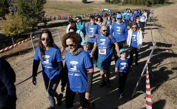 IV Caminata popular contra el hambre en Valladolid