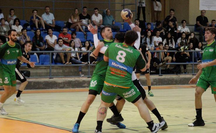 BM Salamanca - BM Safa
