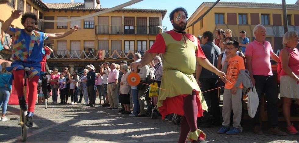 Tordesillas despide su mercado medieval con una elevada participación