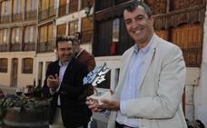 Javier Guillén pregona la XXVII Fiesta de la Vendimia de Peñafiel