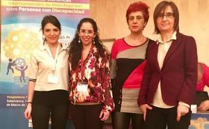 La investigadora del Inico Marta Badía Corbella, premio nacional 'Aspace Ipsen Pharma'
