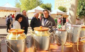 Venta de Baños ensalza el sabor de las ollas ferroviarias