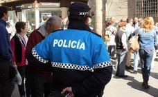 Detenido un conductor tras colisionar su vehículo contra un muro en Ávila