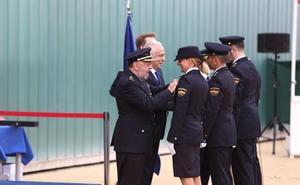 Las policías y militares españolas dan un paso firme hacia igualdad real