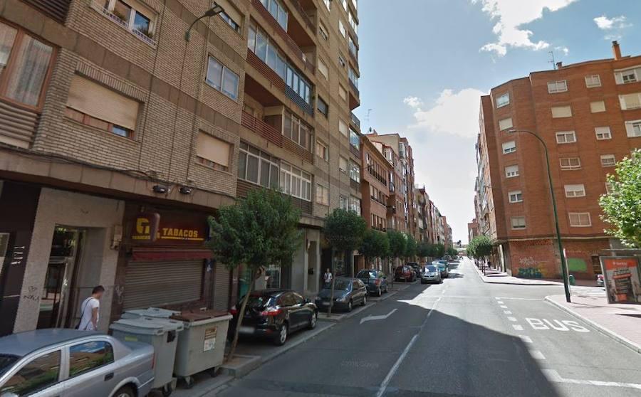 Roban las ruedas de un BMW y el volante de otro en dos garajes de Valladolid