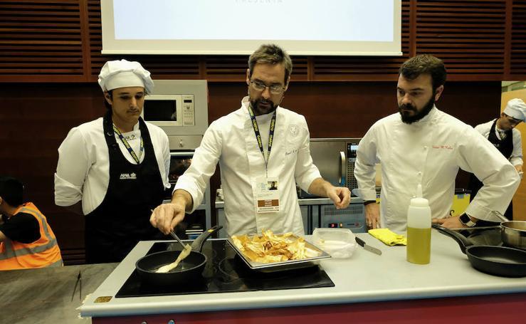 Segunda jornada Gastronomika