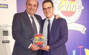 Pagos del Rey Museo del Vino recibe el Premio a la Mejor Experiencia Enoturística del año 2018