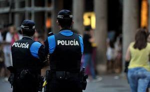 Sancionados cuatro menores con 750 euros cada uno por arrancar un banco en Valladolid