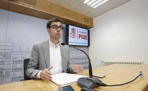 El PSOE critica que solo se han ejecutado el 22% de las inversiones previstas para 2018